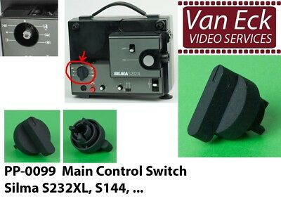 Silma S232 XL, S144 - Main Control Switch (PP-0099)