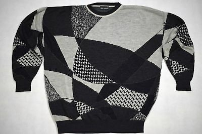 Enzo Lorenzo Pullover Strick Knit Sweatshirt Sweater Jumper Winter Wolle ca XXL