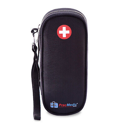 PracMedic- Allergy EpiPen Case- Insulin Case- Insulated- Premium Quality-YKK Zip