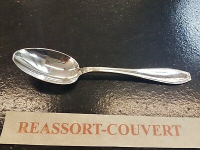 Decorative Arts Shovel Service Fish Cake Apollo Rockery 29 Cm Correct Condition Silver 0104 18