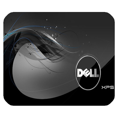 Polyester Good Wave Dell Mouse Pad / Mice Mat Design