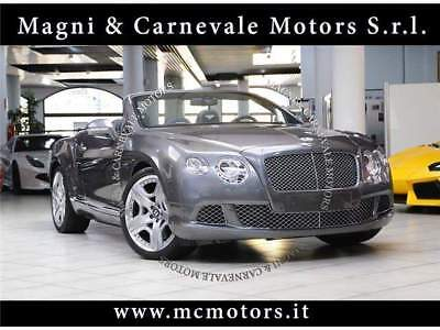 Bentley Continental GTC - MULLINER PACK - M.Y. 2013 - CERCHI 21''