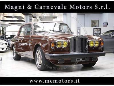 "Rolls-Royce Silver Shadow II - ""WALNUT BRONZE"" SPECIAL PAINT -FOR COLL"