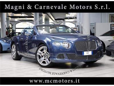 Bentley Continental GTC - MULLINER PACK - CARBO - PARI NUOVO