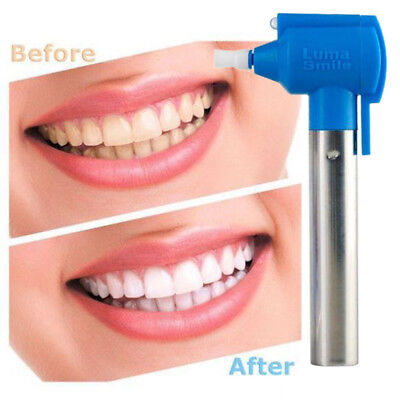 Luma Smile Dental Teeth Whitening & Polish Machine With 5 Polishing Cups Stains