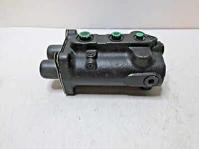 JLG 1001106836 Brake Valve 02397532 398650 26F73D Double Shaft Hydraulic Pump