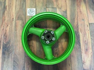 1991 Kawasaki Zx-7 Rear Wheel Rim
