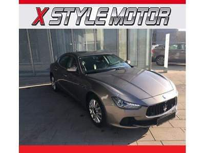 Maserati Ghibli Diesel ++ MY 2017 ++ TOP FULL