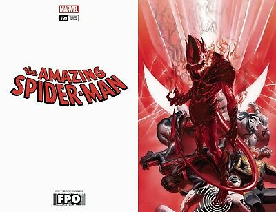 Amazing Spider-Man #799 Ross 1:100 Virgin Variant Marvel Comics 2018 Presale