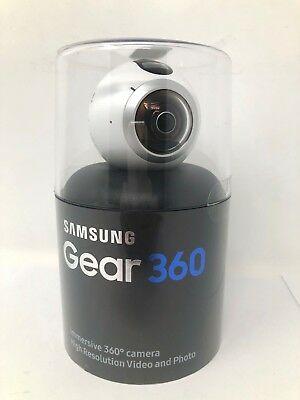 Samsung Gear 360 Bluetooth High Resolution Video and Photo Camera(US Version)New