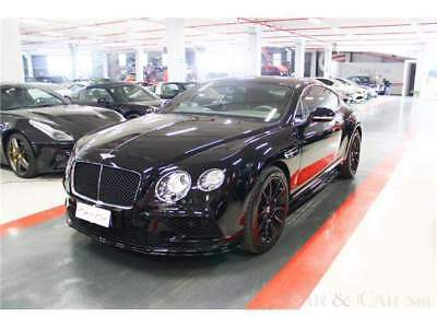 Bentley Continental GT V8 S Milliner Driving Spec