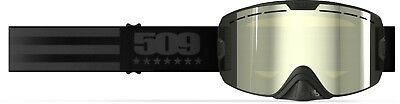 509 KINGPIN Spec Ops GOGGLES -Chrome Mirror Yellow Tint Lens - NEW