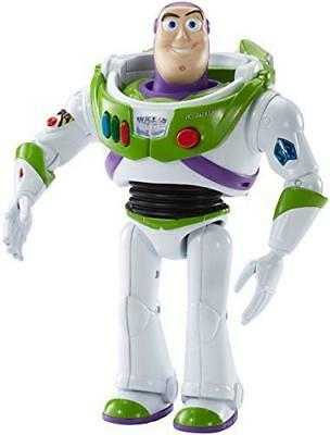 Disney Pixar Toy Story Talking Buzz Lightyear Speaks Detailed Action Figure New