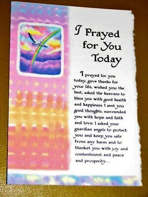 Blue mountain arts greeting card i prayed for you today b2go sale blue mountain arts greeting card i prayed for you today m4hsunfo Image collections