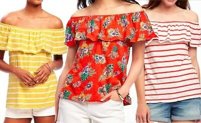 09dcecd488a78 NWT OLD NAVY Off Shoulder Top XXL