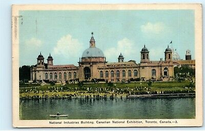 *National Industries Building Canadian National Exhibition Toronto Canada A54