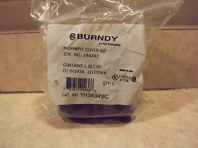 Burndy YH3434WC H-TAP AND COVER