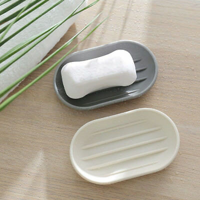 Bathroom Soap Holder Dish Plate Tray Storage Shelf Container Accessory Reliable
