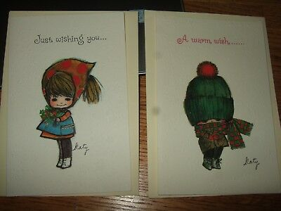 Vintage american greetings christmas cards katy jablonski zimmie vintage american greetings christmas cards katy jablonski zimmie little sunbeams m4hsunfo