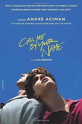 Call Me by Your Name. Movie Tie-In (International Edition)
