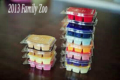 NEW SCENTSY BARS 3.2oz WAX- ALL SPRING AND FALL 2018 Read Listing!