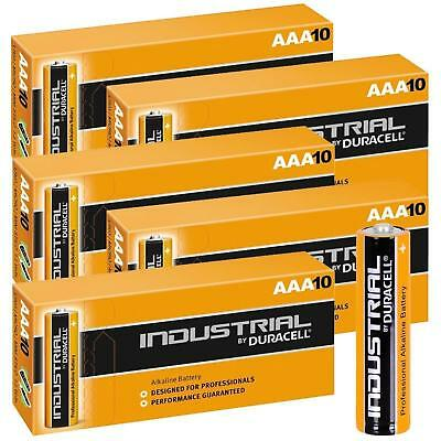 Genuine Original Duracell Aaa Industrial Procell Battery Lr03, Mn2400,micro Mini