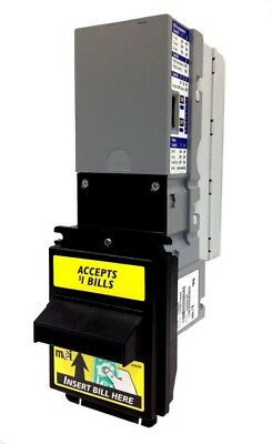 MARS MEI VN 2501 VN2501 $1 & New $5 Dollar Bill Validator Acceptor Changer DBA
