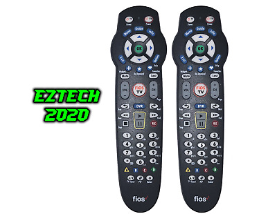 NEW Certified Universal Verizon Fios TV Remote Control For All Set Top Boxes!!!