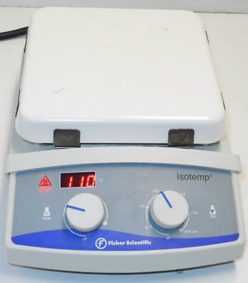Fisher Scientific Isotemp Digital Hot Plate and Magnetic Stirrer 11-100-49SH