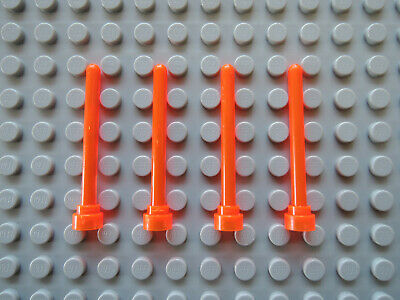 LEGO Classic trans orange Antenne