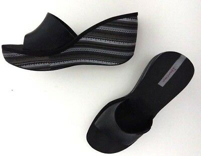 2c69887edae IPANEMA Women s Sandals Platform Slippers Summer Beach Flip-Flops Wedge  Size 40