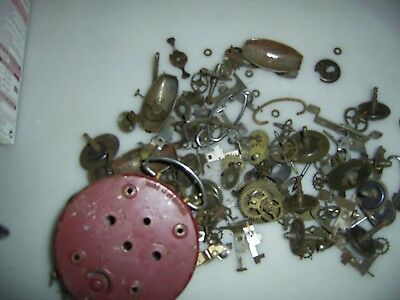 clock spares repairs pins washers cogs