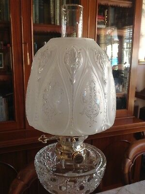 Antique Style Kero Lamp Shade