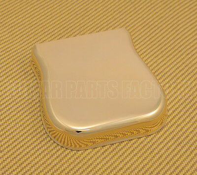 002-7706-000 Genuine Fender Gold Bridge Cover/Ashtray Vintage Telecaster/Tele
