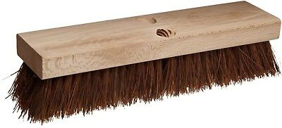 Magnolia Brush #112 Palmyra Fiber Deck Scrub Brush 12/CTN