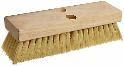 Magnolia Brush #210 White Tampico Deck Scrub Brush 12/CTN