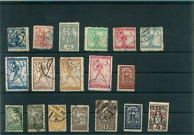 i1610 Slowenien, Briefmarken Classic Lot