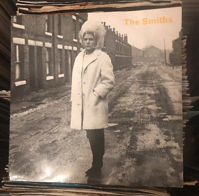 "The Smiths - Heaven Knows I'm Miserable Now 7"" (First Press) Morrissey"