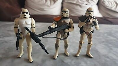 Star Wars Figuren Set Stormtrooper
