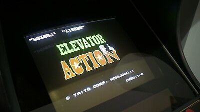 Elevator Action - Arcade Jamma Pcb Board - tested - working