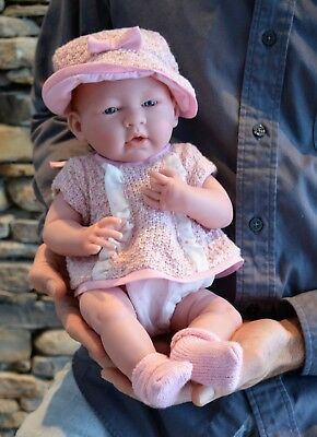"""Believable Babies' Girl """"Frances"""" -  Doll Therapy for People with Alzheimer,s"""