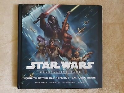 Star Wars Saga Edition Knights of the old Republic Campaign Guide
