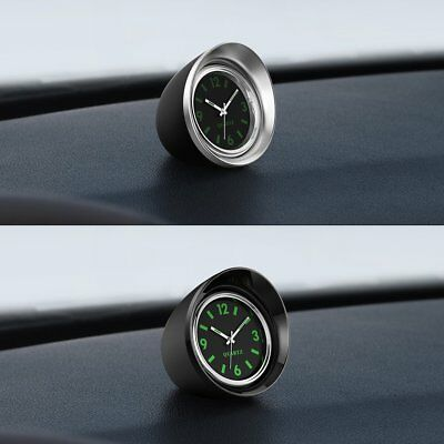Car Digital Auto Quartz Clock For Dashboard Table Ornament Decoration Car Clock@
