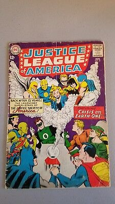 Justice League of America #21 (Aug 1963, DC)