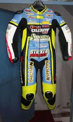NEW Motorcycle Motorbike Racing Leather Suit XS TO 4XL ALL SIZES IS Available