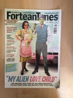 Fortean Times Ft191 Special 2004 - My Alien Lovechild