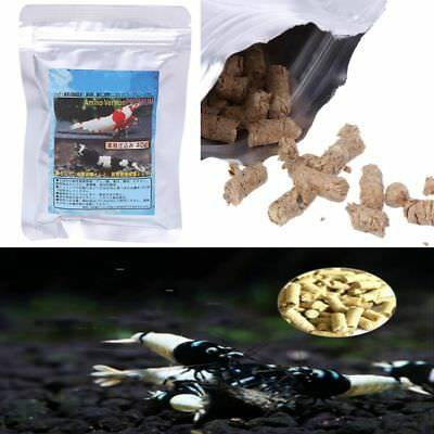 Minerals Shrimp Snail Food Aquarium Fish Feeding Snow Natto Feed Enriched