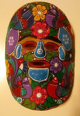 Authentic Mexican Mask