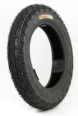 3.00-10 Black Mobility scooter tyre, (8PLY) TGA Royale 3 Breeze S3-S4