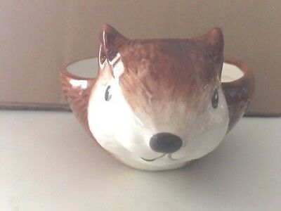 """""""Better Homes"""" Squirrel Candy / Nut Bowl, Free Shipping"""